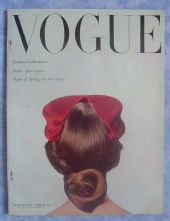 Vogue Magazine - 1951 - March